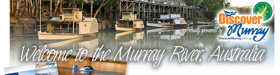 Welcome to the Murray River, Australia - proudly brought to you by Discover Murray